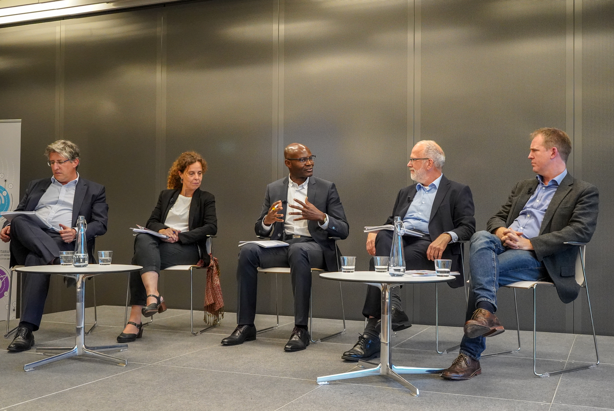 Panel discussion at 2018 HAR launch event