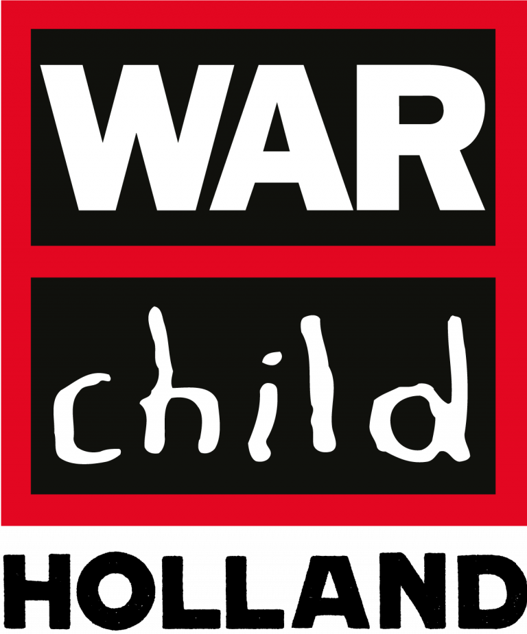 War Child Holland logo