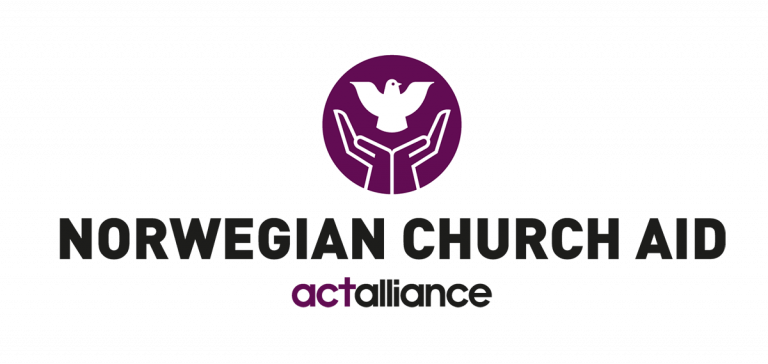 Norwegian Church Aid logo