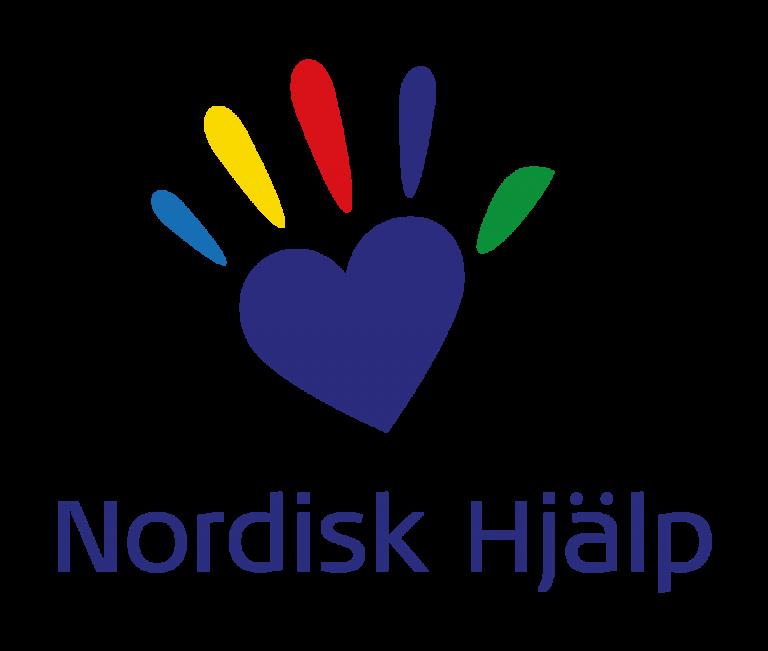 Nordisk Hjälp logo