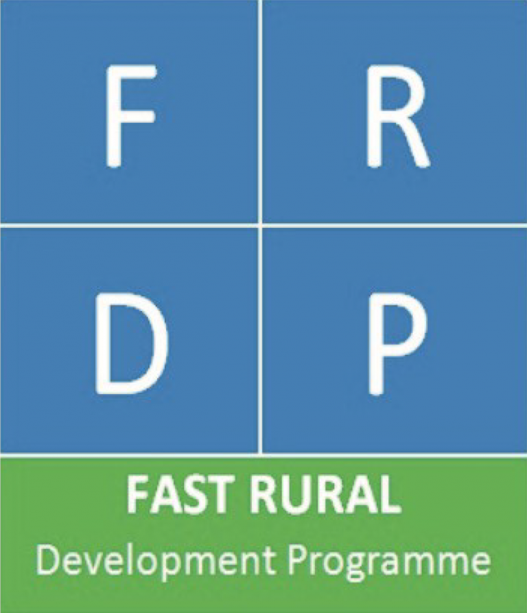 Fast Rural Development Program logo