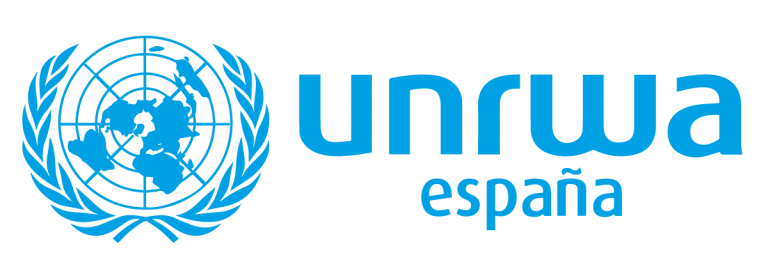 United Nations Relief and Works Agency Spain logo