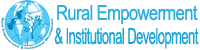 Rural Empowerment and Institutional Development logo