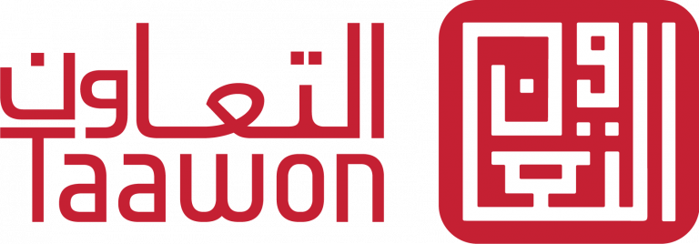 Taawon (Welfare Association) logo