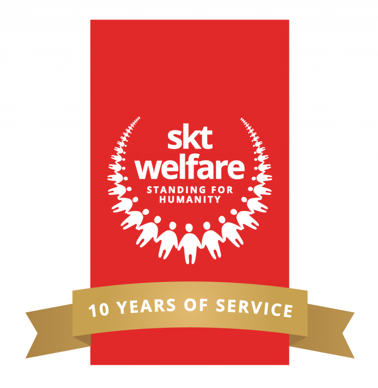 SKT Welfare UK logo