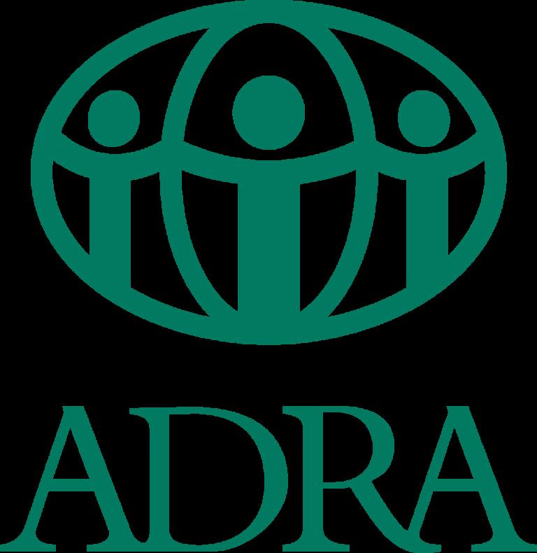 Adventist Development and Relief Agency International (ADRA) logo