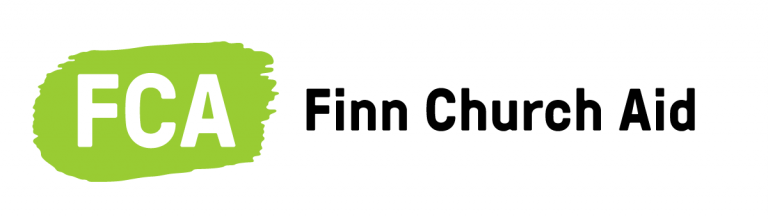 Finn Church Aid logo