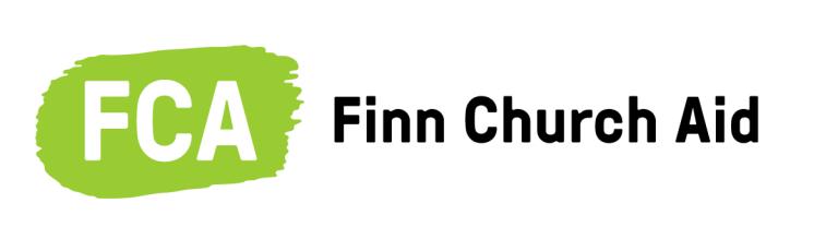 Finn Church Aid logo