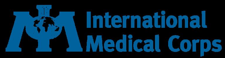 International Medical Corps USA logo