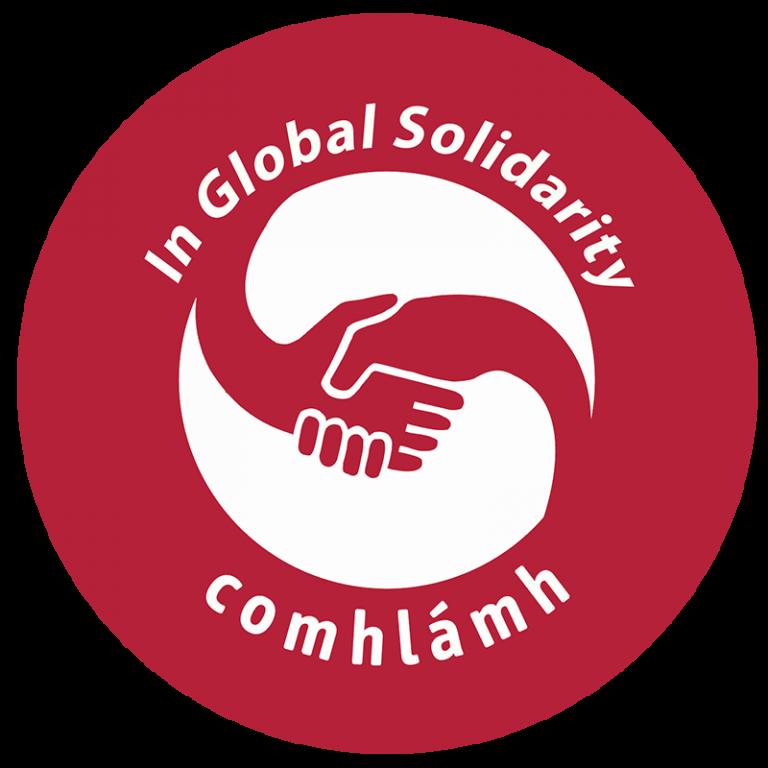 Comhlámh logo