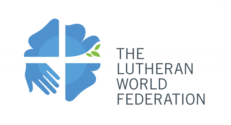 Lutheran World Federation logo