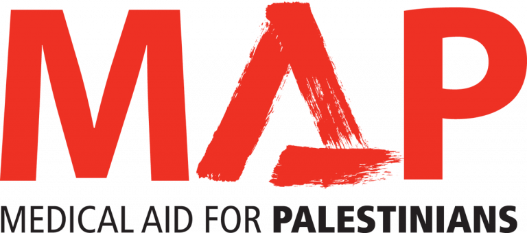 Medical Aid For Palestinians logo