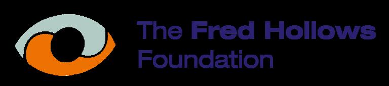 Fred Hollows Foundation logo