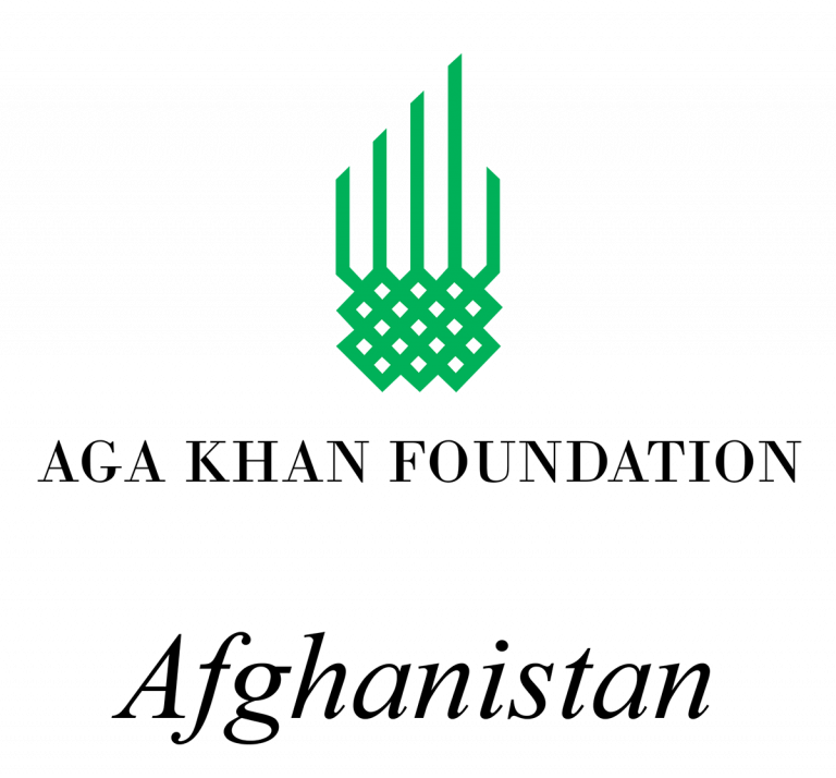 Aga Khan Foundation Afghanistan logo