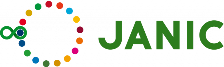 Japanese NGO Center for International Cooperation (JANIC) logo
