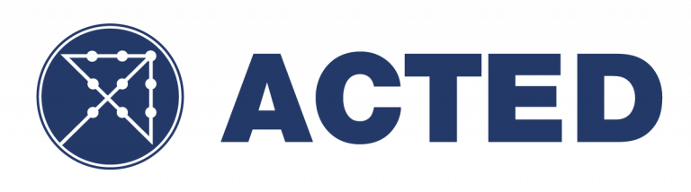 Agence d'Aide à la Coopération Technique Et au Développement (ACTED) logo
