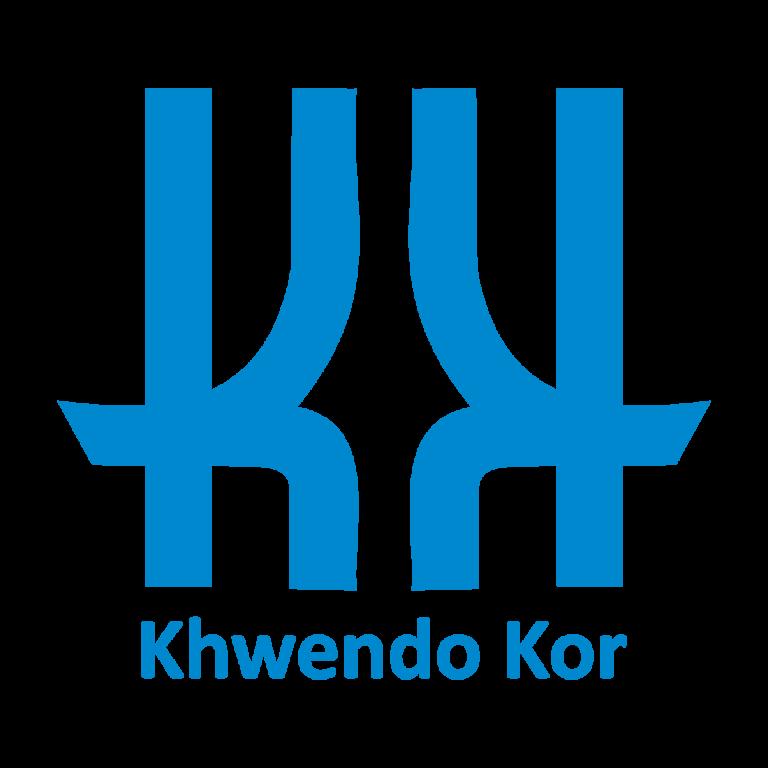 Khwendo Kor logo