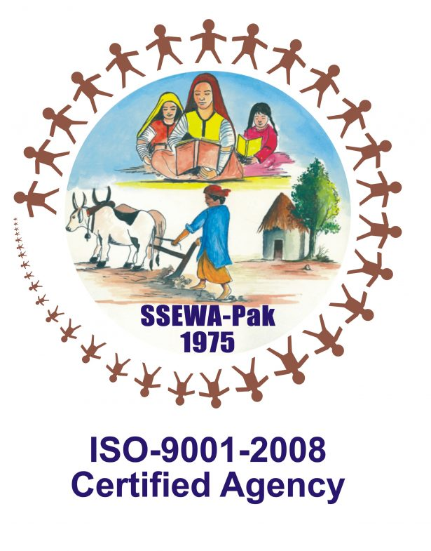 Society for Safe Environment and Welfare of Agrarians in Pakistan (SSEWA-PAK)  logo