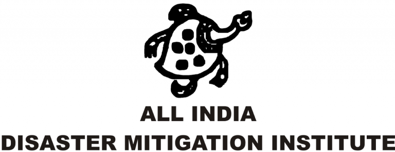 All India Disaster Mitigation Institute logo