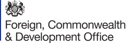 Foreign, Commonwealth and Development Office logo