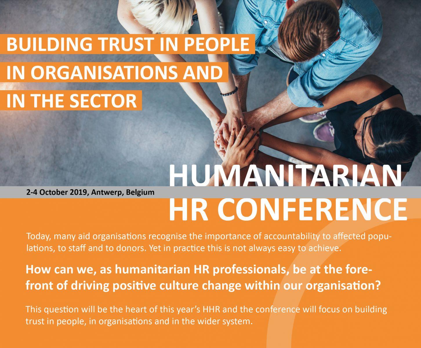 Humanitarian HR
