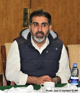 Zain UI Abideen, International Rescue Committee's (IRC)