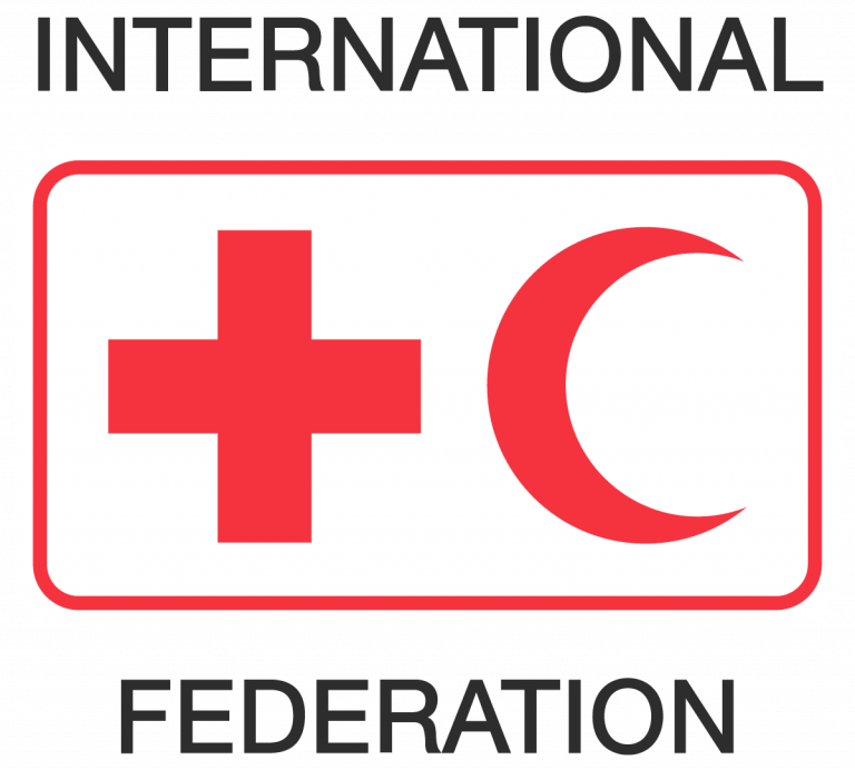 International Federation of Red Cross and Red Crescent Societies logo
