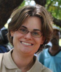 Portrait of Jaqueline Koster