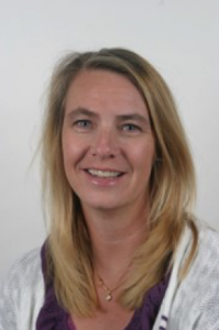 Portrait of Line Hempel
