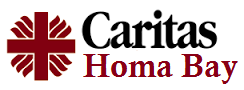 Caritas Catholic Diocese of Homa Bay logo