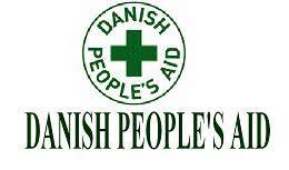 Danish People's Aid - Dansk Folkejhjaelp logo
