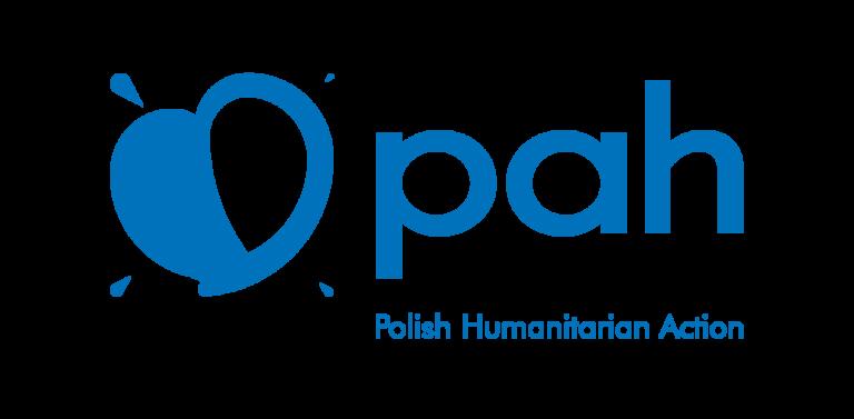 Polish Humanitarian Action logo